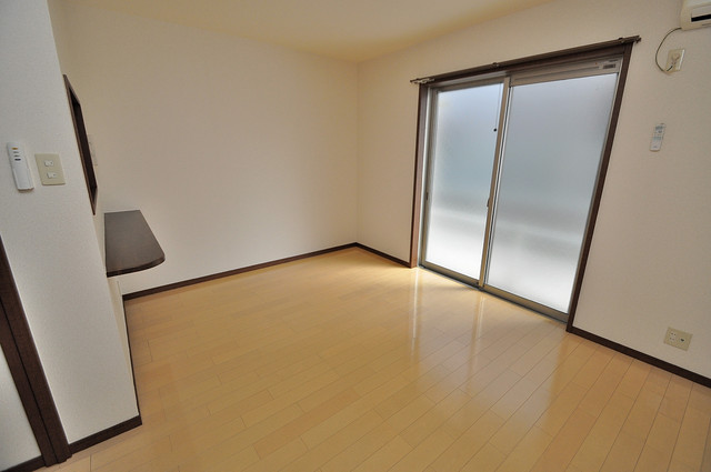 フジパレス フォンターナⅡ番館 窓があるので風通しが良く、快適な睡眠がとれそうですね。
