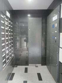 スカイコート三田慶大前壱番館共用設備