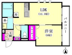 仮)西糀谷2丁目シャーメゾン 401号室