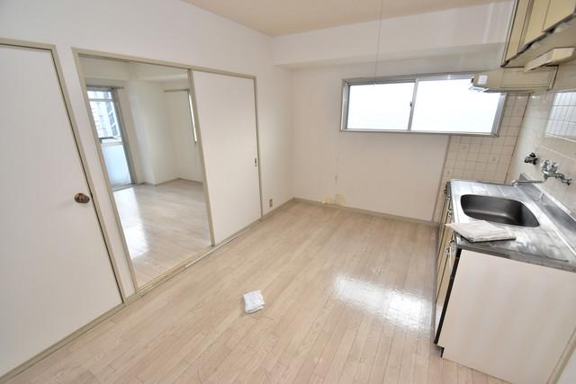 マンションSGI今里ロータリー 解放感があるオシャレなお部屋です。