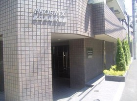 トーシンフェニックス高田馬場弐番館エントランス