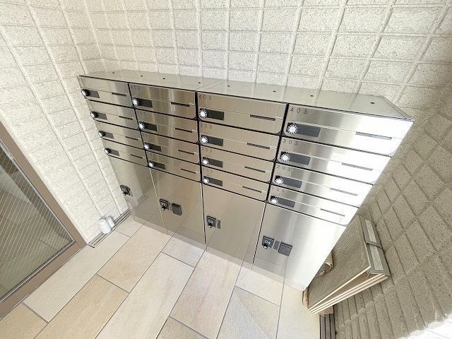 へーベルメゾン南常盤台共用設備