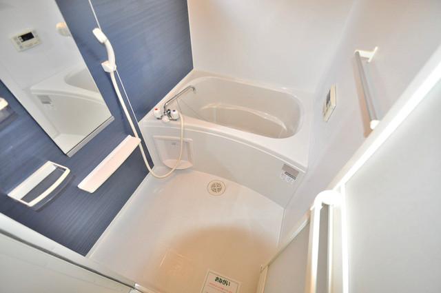 メゾン・みのうら ゆったりサイズのお風呂は落ちつける癒しの空間です。