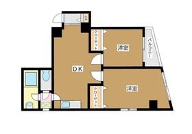 メナー隅田 6階Fの間取り画像
