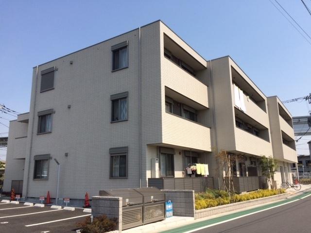 高幡不動駅 徒歩7分の外観外観