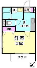 プリート 301号室