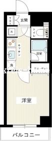 サンテミリオン御茶ノ水2階Fの間取り画像