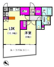 シャルール西五反田 503号室