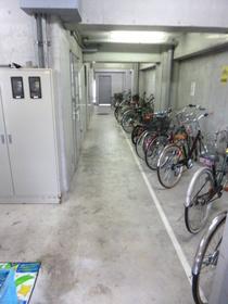 スカイコート新宿御苑前駐車場