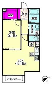 アンソレイユ多摩川 105号室