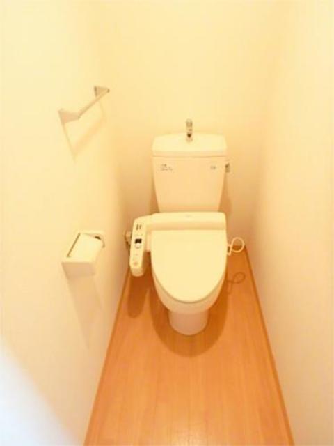サンフィールドトイレ