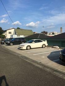 フジハイツ丸山台駐車場