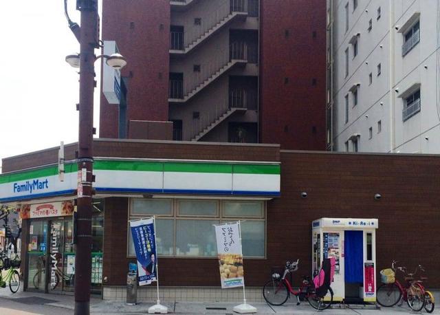 ファミリーマート浪速元町三丁目店