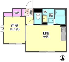 仮)品川区二葉4丁目マンション計画 102号室