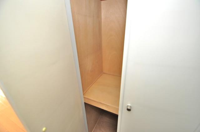 グランドール杉の木 もちろん収納スペースも確保。お部屋がスッキリ片付きますね。