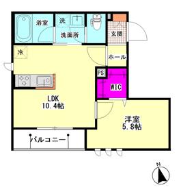 仮)大田区西糀谷1丁目シャーメゾン 203号室