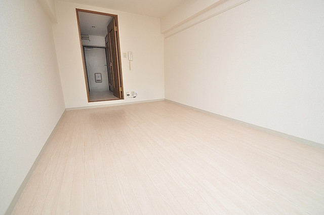 サイレストSB 明るいお部屋はゆったりとしていて、心地よい空間です