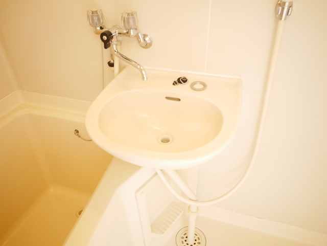 サンファミールSY洗面所