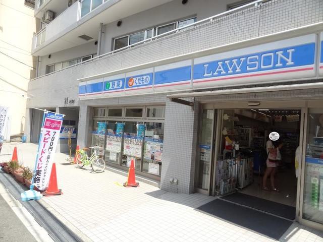 ローソン北堀江一丁目店