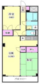 多摩リバーハイツ 205号室