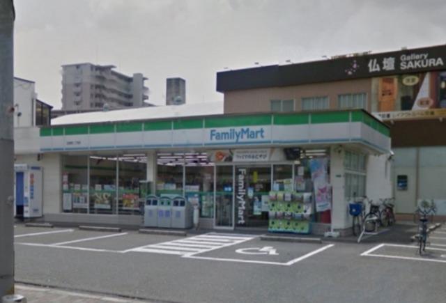ファミリーマート瓜破東二丁目店