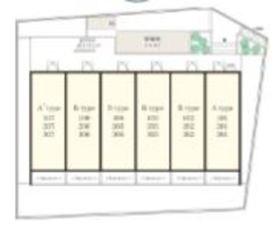 リブリ・東寺尾東台配置図
