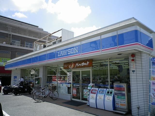 ローソン蛍池中町店