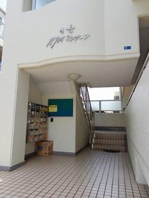鹿島田駅 徒歩32分エントランス