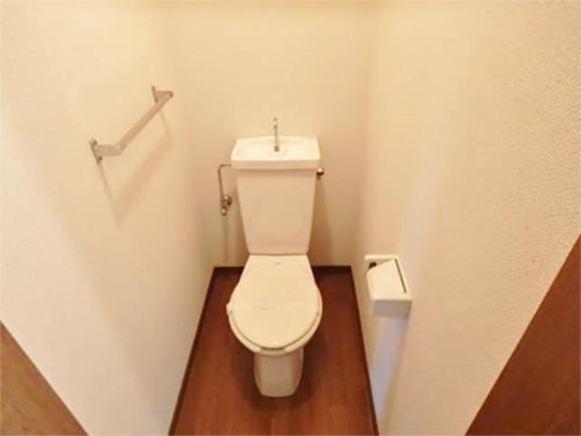 メゾンホワイトローズトイレ
