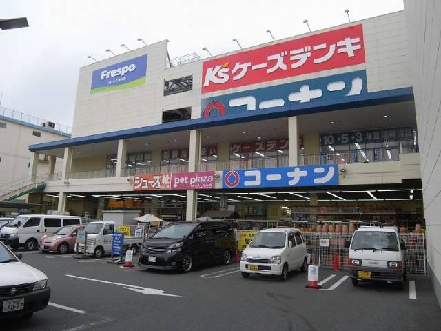 リジエールⅡ ホームセンターコーナンフレスポ東大阪稲田店