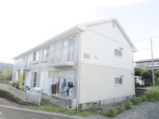 本厚木駅 バス25分「神社入口」徒歩2分外観