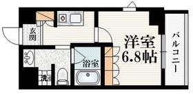 代々木駅 徒歩4分3階Fの間取り画像