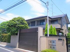 横山邸の外観画像