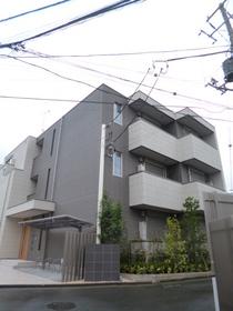 メゾン白樺中野坂上S棟の外観画像