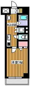 グランメール成増2階Fの間取り画像