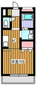 和光市駅 徒歩8分1階Fの間取り画像