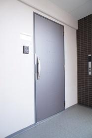 共用部からの玄関ドア