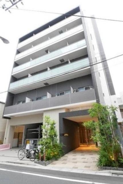 ハーモニーレジデンス菊川ステーションフロントの外観画像
