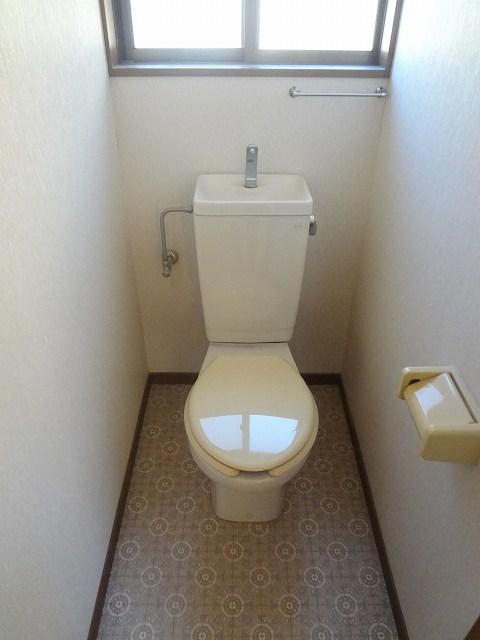 加藤ハイツトイレ