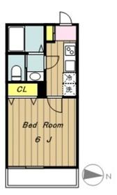 ルーラルネスト2階Fの間取り画像