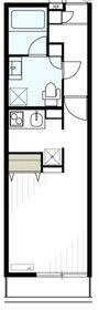 リブリ・西谷3階Fの間取り画像