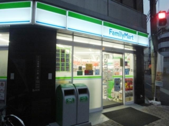 ファミリーマート立売堀一丁目店