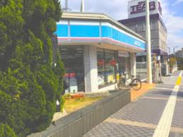 ローソン南海岸和田駅前店