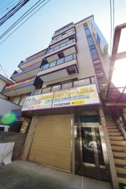 大阪市城東区野江3丁目の賃貸マンションの外観