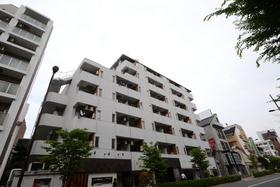 目黒三田フラワーマンション の外観画像
