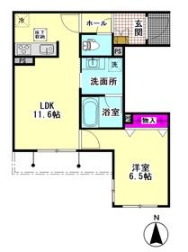 仮)大田区東糀谷2丁目シャーメゾン 102号室