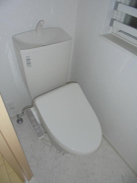 ミカローズトイレ
