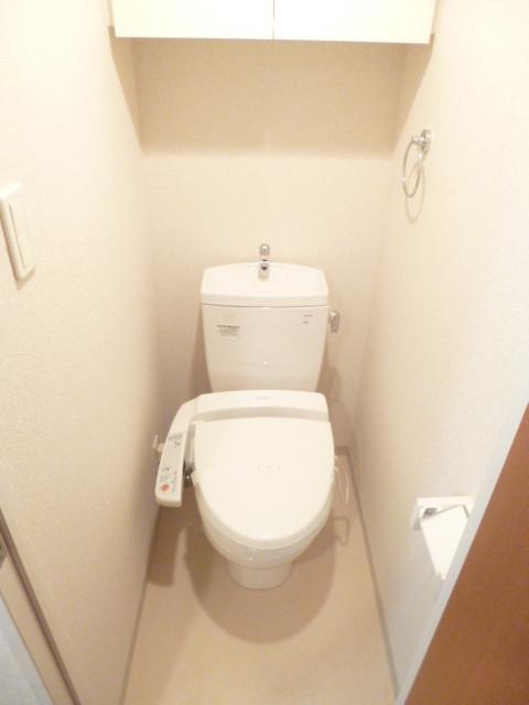 スカイコート池袋西弐番館トイレ