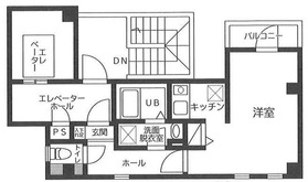 (仮称)RIENROH MANSION6階Fの間取り画像