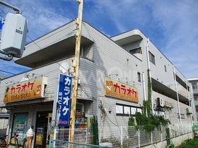 グレイスコート稲田堤の外観画像